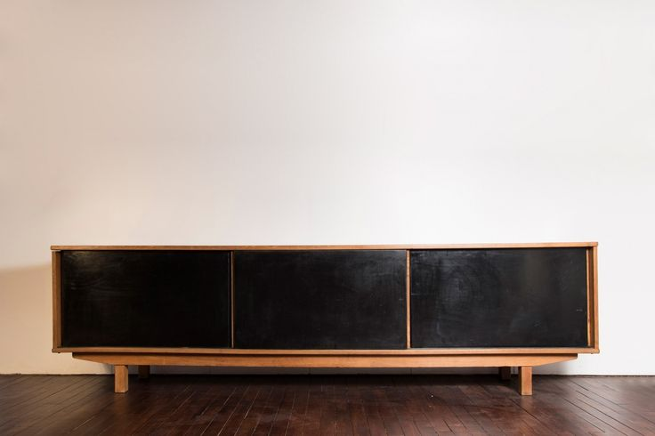 Sideboard by Jean Domps for the Cité Universitaire Antony, 1950s