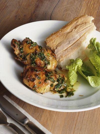 Recept Kip met dragon | ELLE Eten