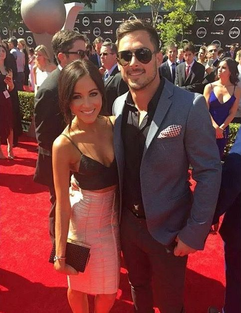 Best 25 Kay Adams Danny Amendola Ideas On Pinterest New