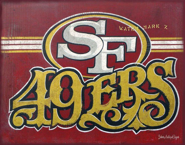 17 Best Ideas About San Francisco 49ers On Pinterest