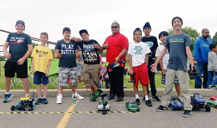 Watch out for the New Generation of RC Racers - Great times in #Mississauga #ARCS Season 4 Race 1