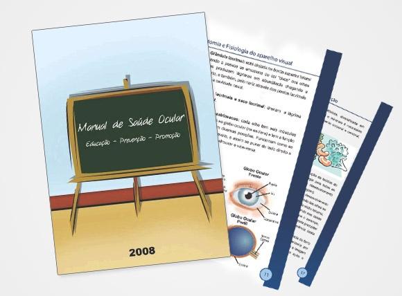 Dr. Edson Zombini + Prefeitura de São Paulo - Manual de Saúde Ocular