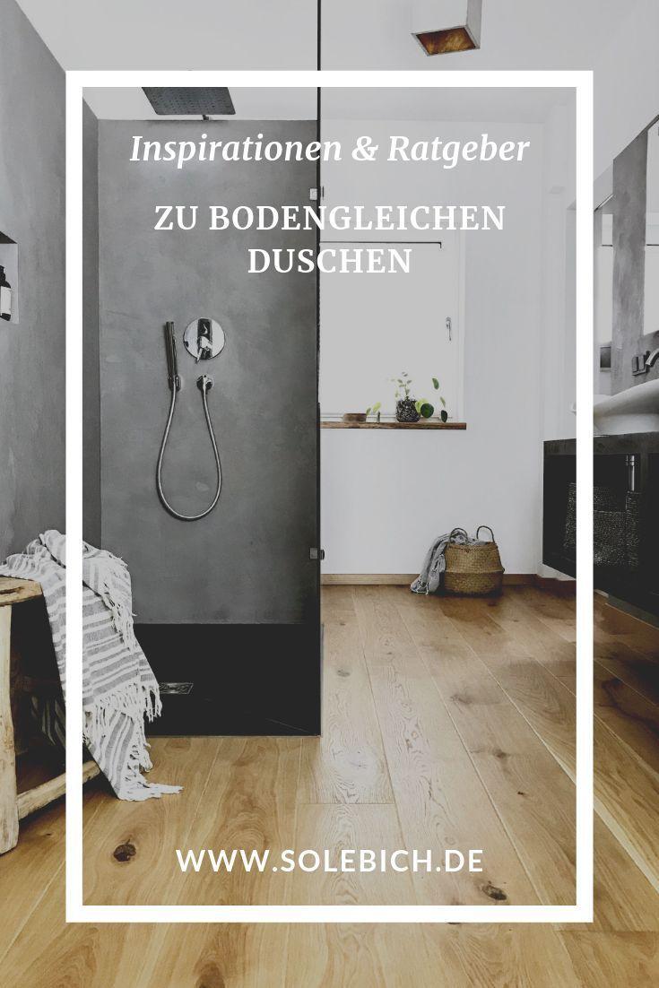 Bodengleiche Dusche Hubsch Und Praktisch Zugleich Walk In Dusche Grosse Badezimmer Kleine Fliesen