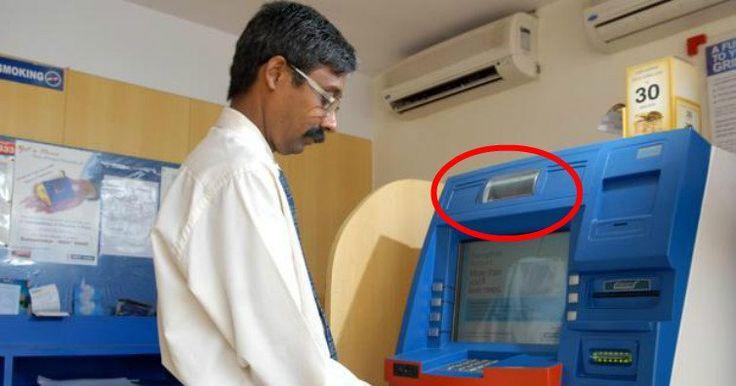 Apa Fungsi Kaca Cembung di Atas Mesin ATM? Yuk Baca Penjelasan Ini - Halaman 5 - Tribun Pekanbaru