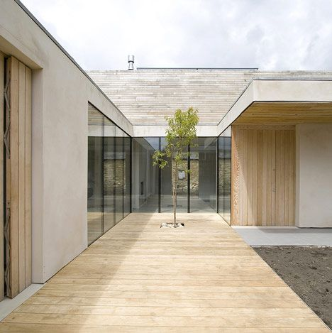 studio octopi - orchard house. integrates wheelchair access so subtle, no one would notice.