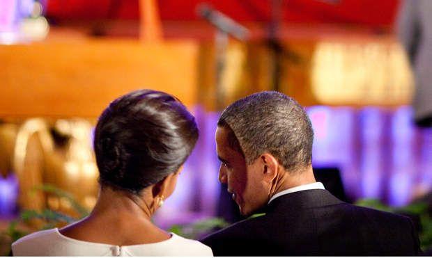Discours de Barack Obama avant d'assister à un concert classique à la Maison Blanche. 2009
