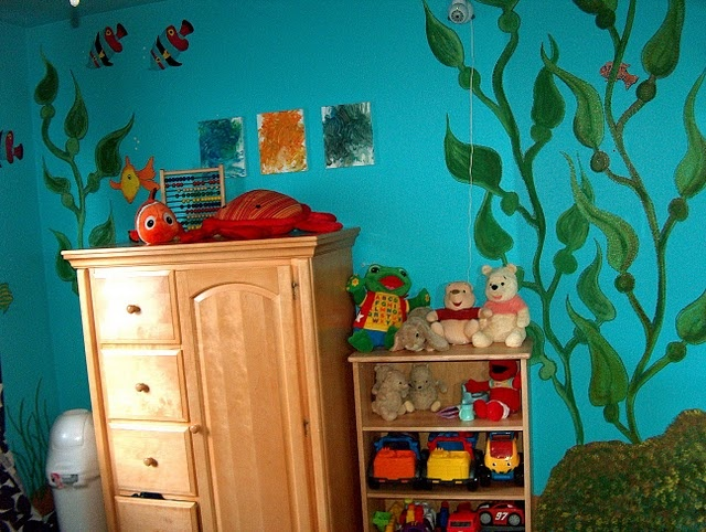 I Would Like To Do My Son S Room In A Finding Nemo Theme I Love
