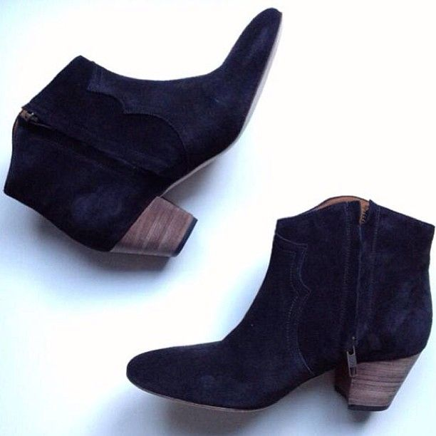 Isabel Marant boots. Would be cute with skinny jeans or leggings