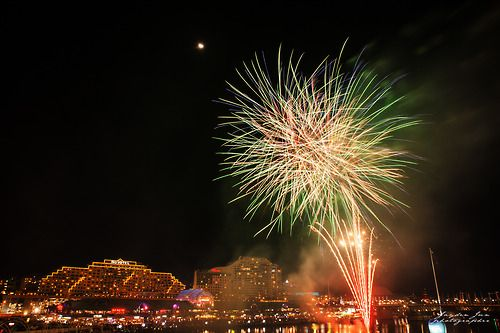 darling harbour fireworks father's day