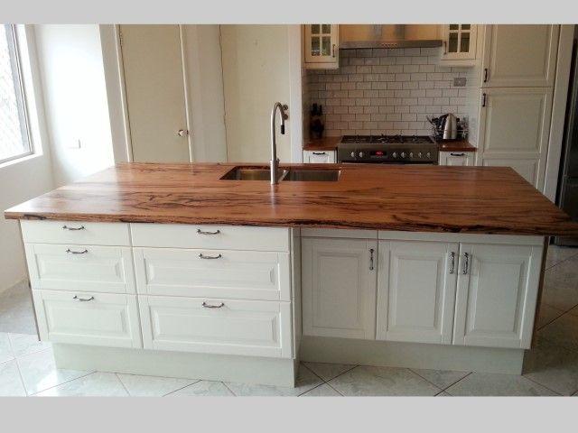 Kitchen bench tops - Timberbenchtopsperth