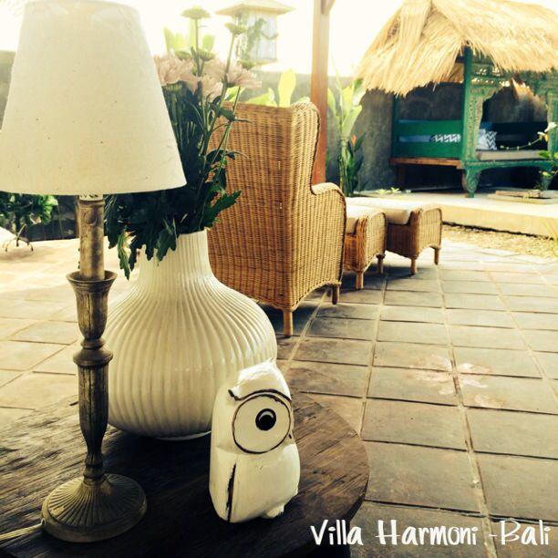 Garden outdoor Villa Harmoni