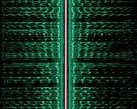 Real Spectrogram of a AM Voice broadcast