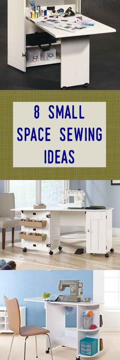 sewing room decor | sewing room organization | craft room ideas