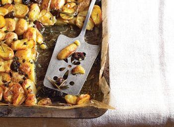 Cartofi noi crocanţi la cuptor - Good Food Romania