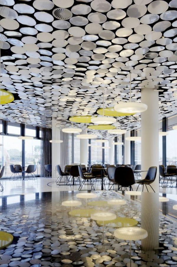 Erstaunlich Die Neue Designer Kantine Vom Spiegel Magazin Im Hamburger HafenCity # Designer #hafencity #hamburger