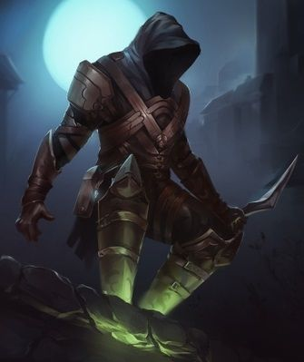 237 Best Images About Male Human Rogue Assassin On