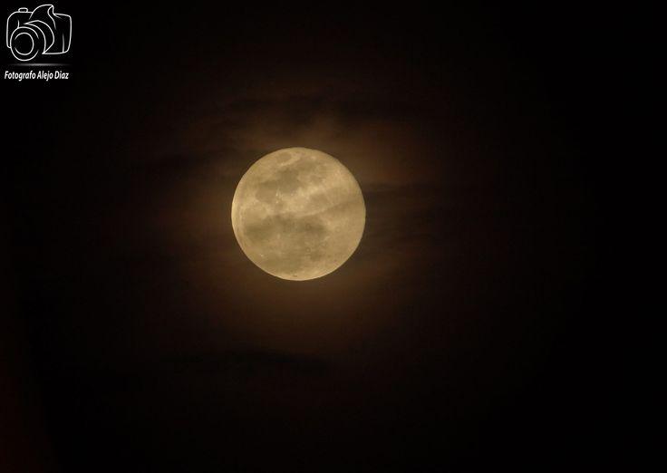 Luna llena By: ¡¡ Alejo Diaz !!