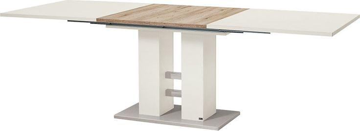 set one by Musterring Säulen-Kulissentisch mit Auszugsfunktion »Reno«, Breite 160 cm Jetzt bestellen unter: https://moebel.ladendirekt.de/kueche-und-esszimmer/tische/esstische/?uid=313f2607-8ebc-5823-8436-cb8b1db04cb1&utm_source=pinterest&utm_medium=pin&utm_campaign=boards #kueche #esstische #esszimmer #tische
