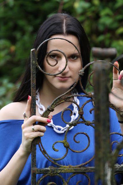 Twoja Akademia Piękna: Scotland - tajemniczy ogród...