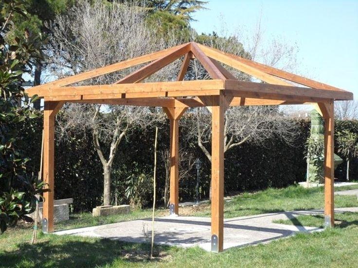 Oltre 25 fantastiche idee su gazebo da giardino su pinterest for Come costruire un mazzo di portico anteriore