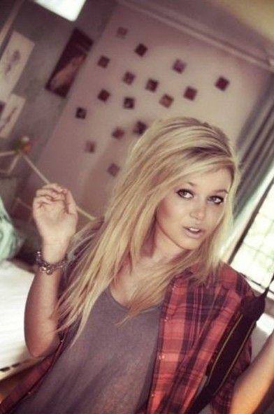 Strange 1000 Ideas About Blonde Long Layers On Pinterest Long Layered Short Hairstyles Gunalazisus