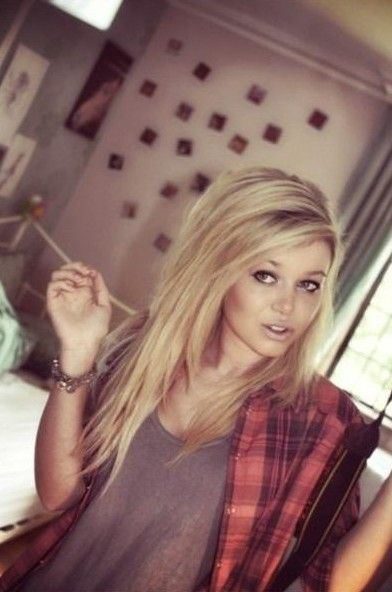 Phenomenal 1000 Ideas About Blonde Long Layers On Pinterest Long Layered Hairstyles For Women Draintrainus