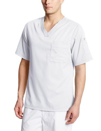 Grey's Anatomy Men's 3 V-Neck Scrub Top   Medical Scrubs