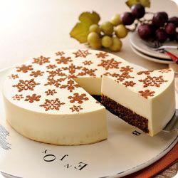 ティラミスムースケーキ
