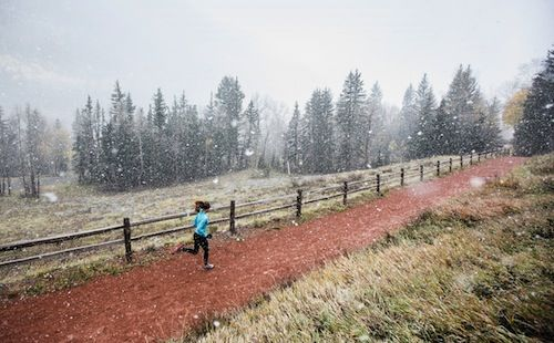 "Icy, ankle-breaking roads; stop-you-in-your-tracks wind gusts; polar vortices: As a runner, how could you forget the winter of 2013-14? The Old Farmer's Almanac has called for more of the same in 2015. A new term, ""refrigernation,"" describes the ""vicious cold"" it claims will hit parts of the country."