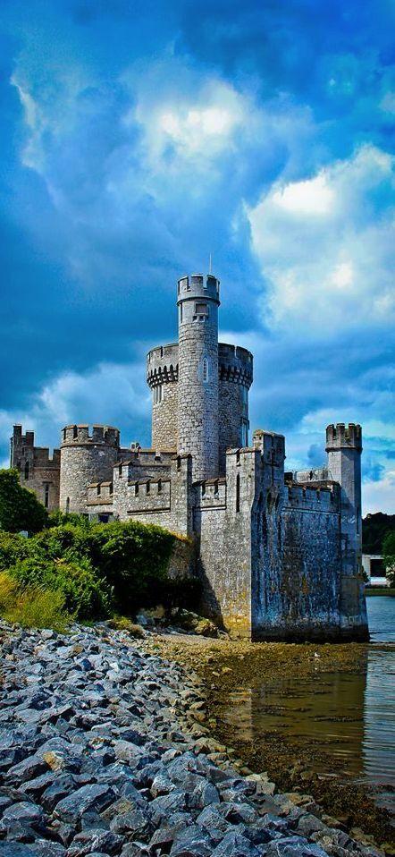 Blackrock château, Cork, Irlande