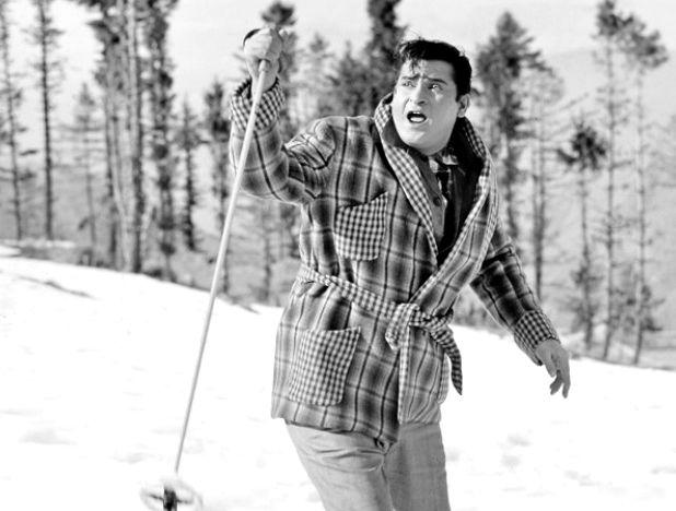 Shammi Kapoor.