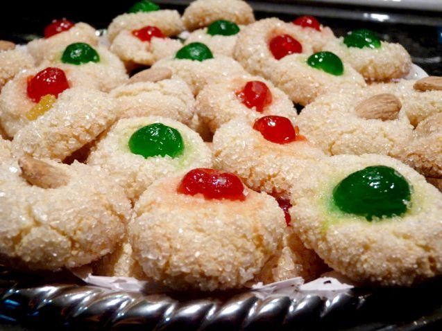 Italian Amaretti Cookies House Cookies