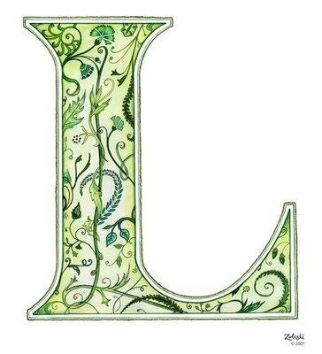106 best Letter L images on Pinterest