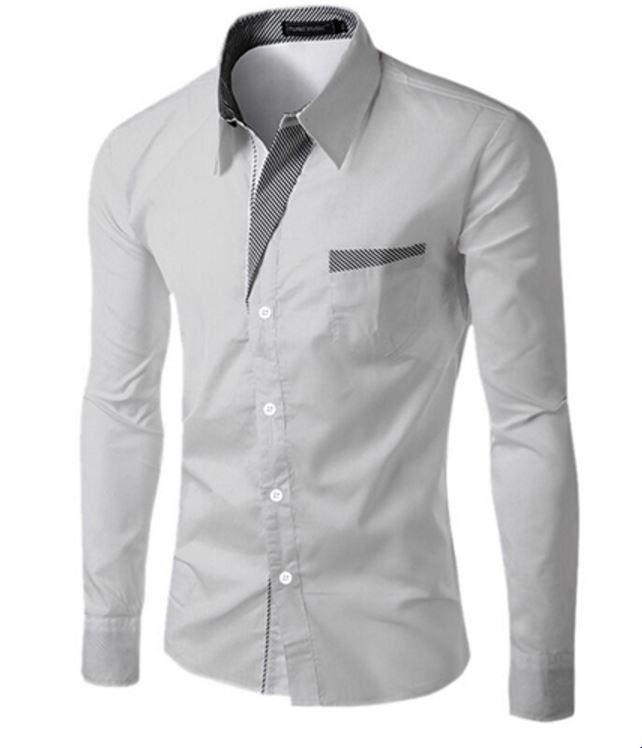 Elegantní pánská slim košile šedá – Velikost L Na tento produkt se vztahuje nejen zajímavá sleva, ale také poštovné zdarma! Využij této výhodné nabídky a ušetři na poštovném, stejně jako to udělalo již velké množství …