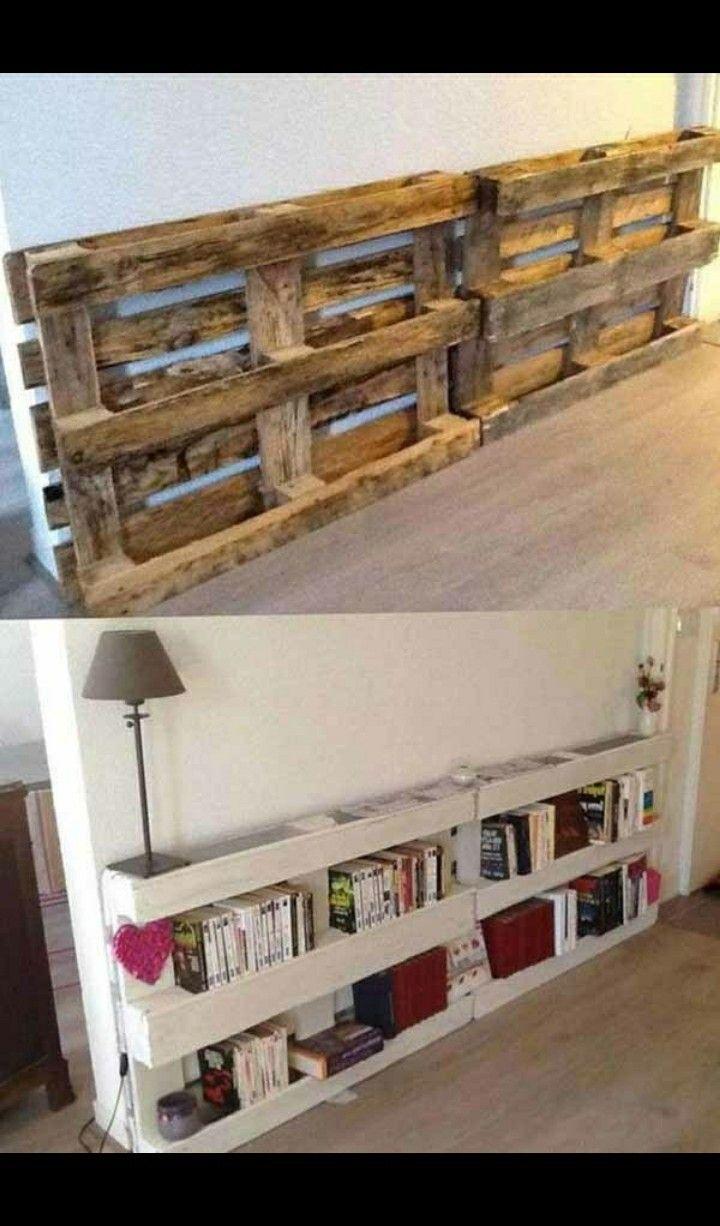 Épinglé par manon sa sur meuble palette | etagere palette