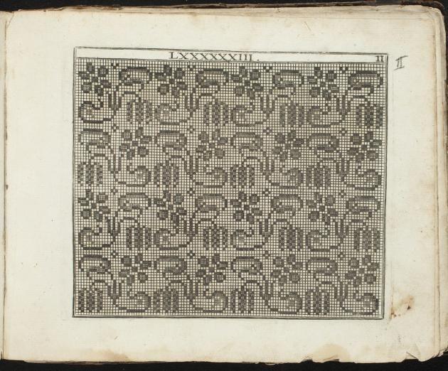 Model Buch : Teil 1.-2 ~ c. 1665 (Fürst, Paul, ca. 1605-1666)