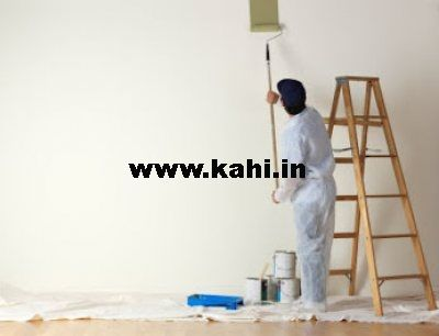 Painting Contractors, New Construction, New Project Painting Services In Hyderabad, Vizag, India