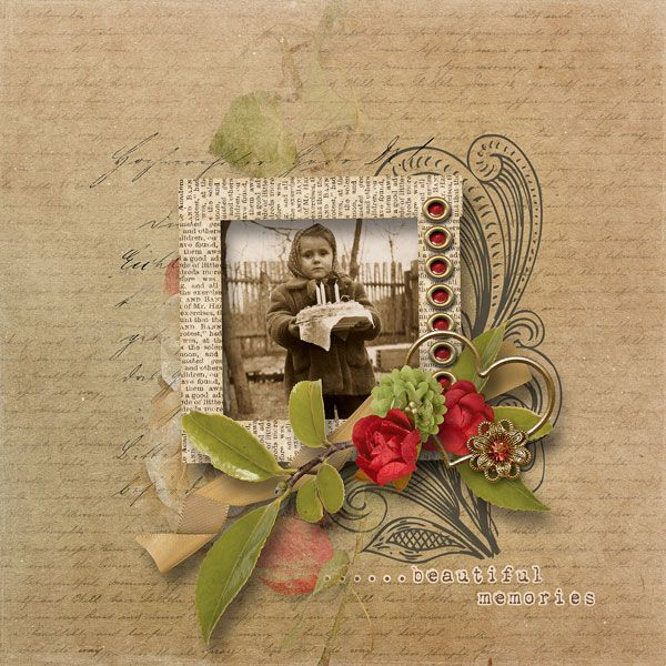 """Spotlight On: Palvinka Designs March 2017 Featured Designer Challenge  """"Memories Live Forever"""" Add On by Palvinka Designs  Freebie for the challenge  http://www.thedigichick.com/forums/showthread.php?64593-Spotlight-On-Palvinka-Designs-March-2017-Featured-Designer-Challenge  photo from my childhood :)"""