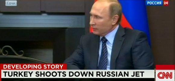 Turkey Shoots Down Russian Plane: Vladimir Putin Declares War? - http://www.morningledger.com/turkey-shoots-down-russian-plane-did-vladamir-putin-just-declare-war/1352307/