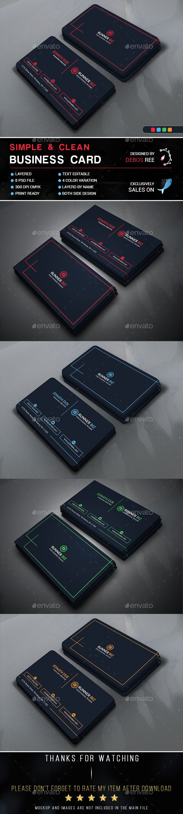 Best 25 cleaning business cards ideas on pinterest visit cards simple clean business card photoshop psd circle design available here https magicingreecefo Gallery