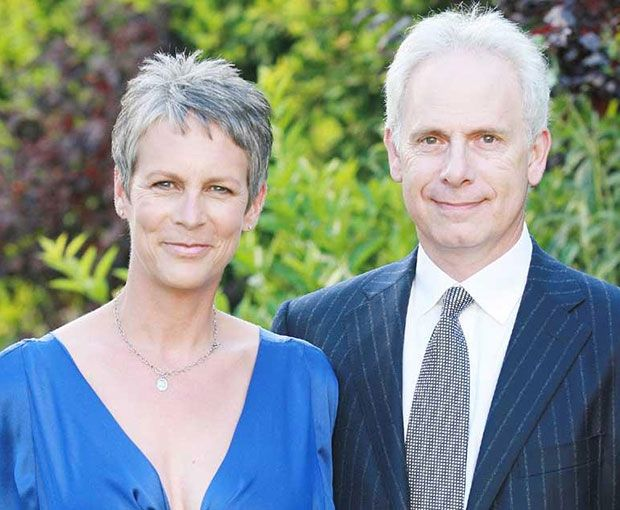 10 best images about gossip glam glitz on pinterest for Jamie lee curtis husband christopher guest