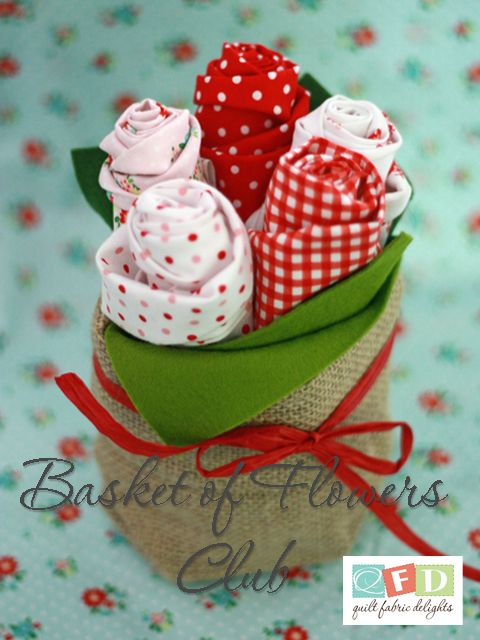 Quilt Fabric Delights Creative - QFD Creative