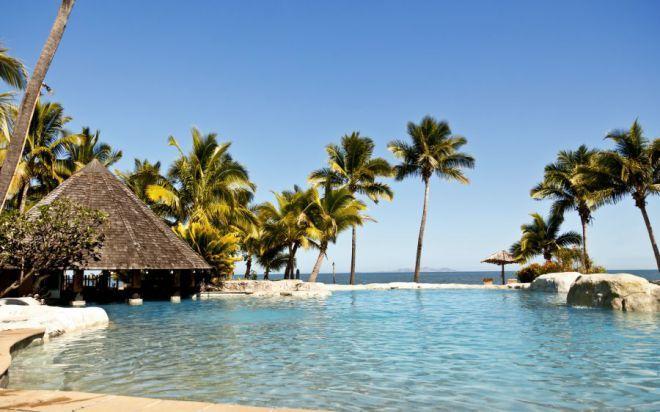 10 самых романтических мест в мире.  -  Острова Фиджи.