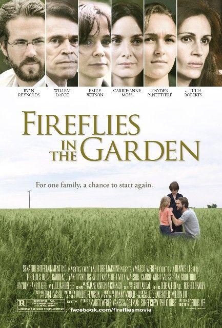Fireflies in the Garden Movie Poster (2008)