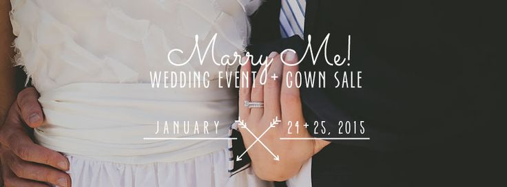 Got engaged over the holidays? Then get the party—and planning—started at Marry ME! A collection of Portland's best big-day vendors, plus planning seminars, a wedding cake showcase, and hands-on design center. January 24th and 25th @ the Embassy Suites Portland Airport Hotel!