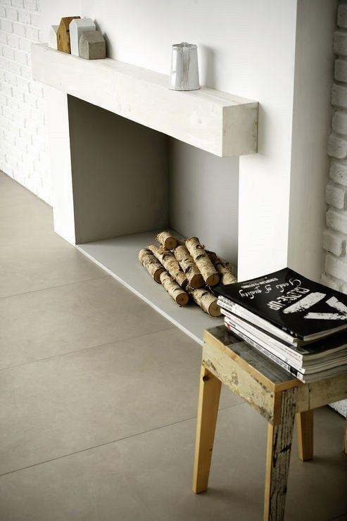 Pavimento/rivestimento in gres porcellanato BLOCK by MARAZZI