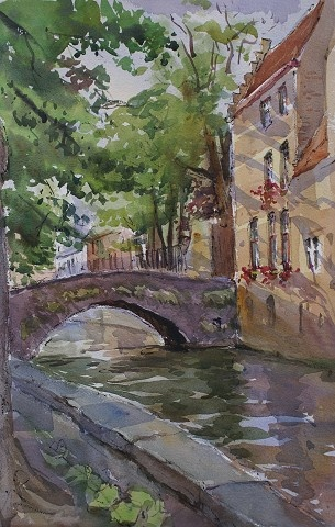 Colour, Water and Artists on Pinterest