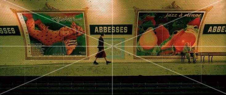 Director: Jean-Pierre Jeunet  Film style: Symmetry, Camera Movement