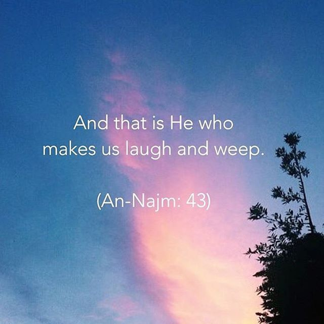 #God you're in my tears & laughter