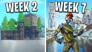 The Fortnite Map Is Changing For Season 5 Fortnite Battle Royale